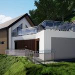 Koncepcja budynku w Solinie